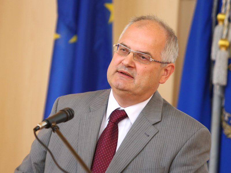 VGTU rektoriaus rinkimuose – vienas kandidatas