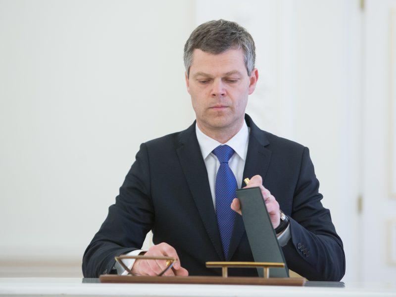 VSD vadovas įvertino grėsmes saugumui: situacija ramesnė