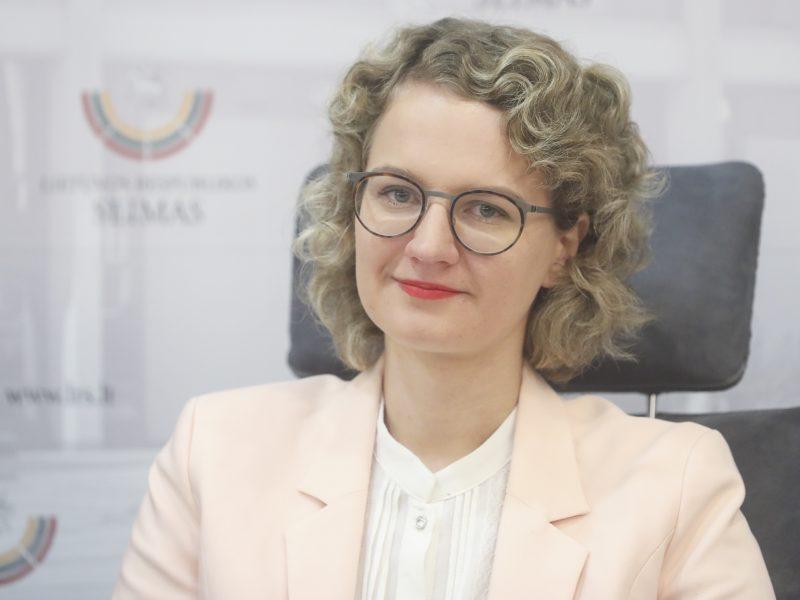 A. Armonaitė: R. Karbauskio ginamos pataisos atveria kelią cenzūrai
