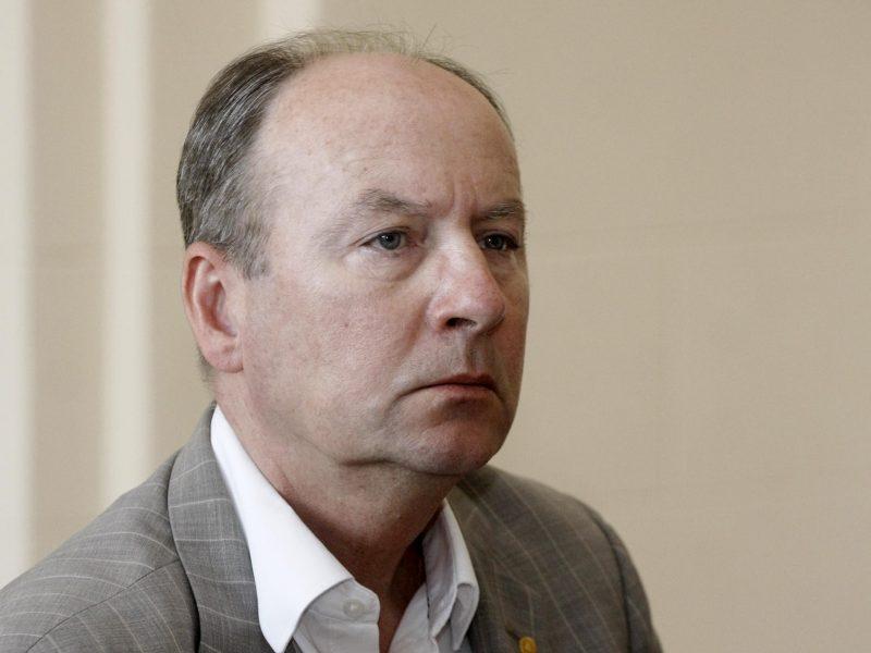 V. Razumas atleistas iš Lietuvos mokslo tarybos pirmininko pareigų
