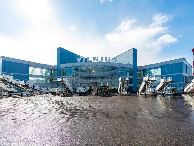 Kitų metų pradžioje prasidės Vilniaus oro uosto terminalo remontas