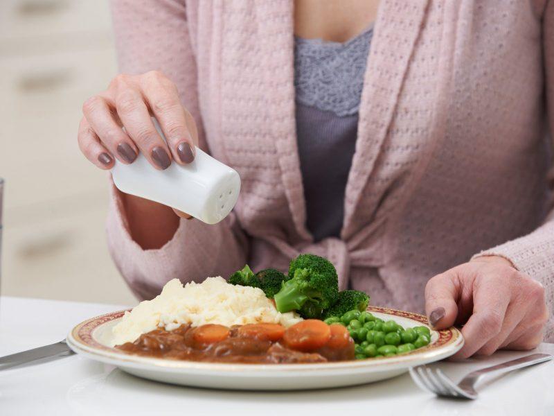 dieta be druskos sergant hipertenzija zmogaus spaudimas