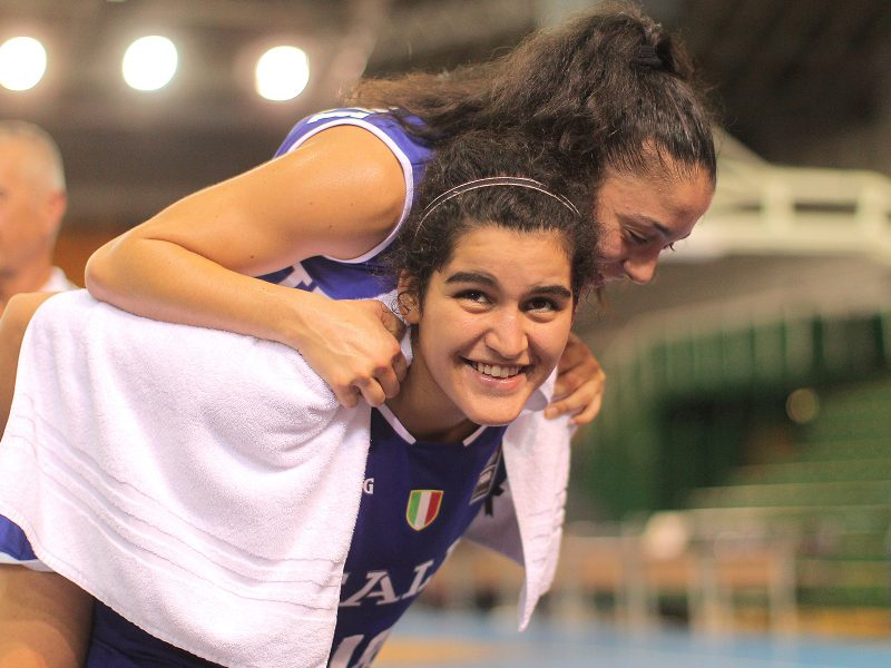 Italija – Lenkija 74:36. Merginų U16 EČ