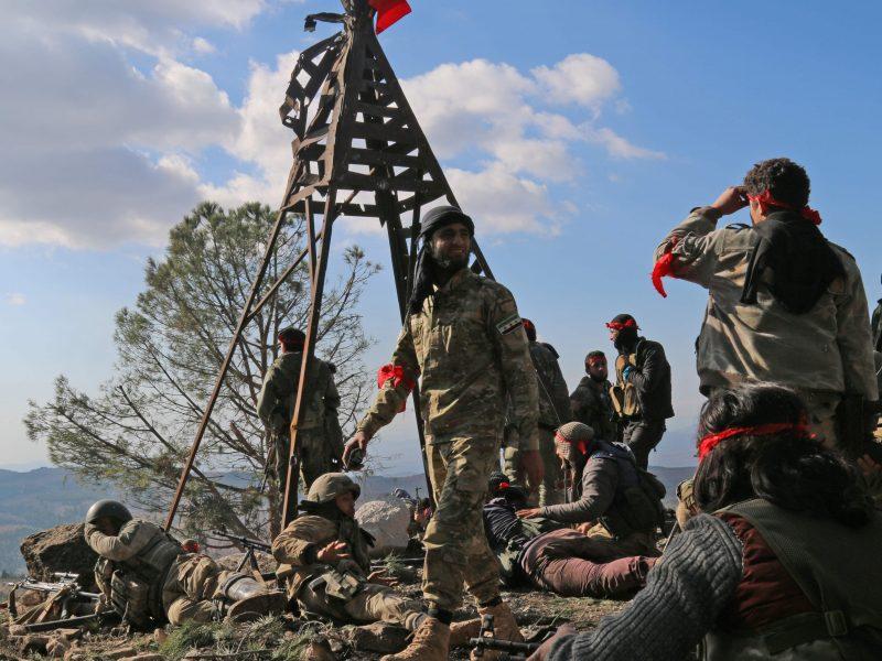 JT Saugumo Taryba vienbalsiai pritarė paliauboms Sirijoje