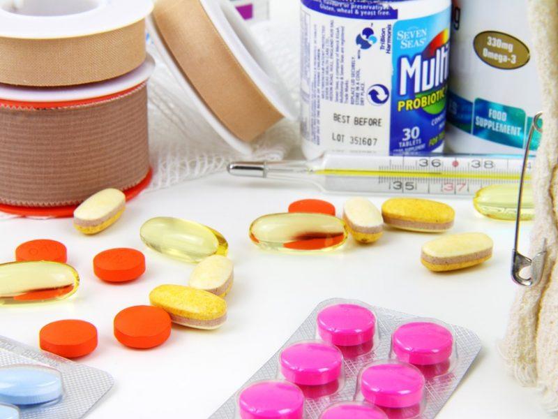 Naujasis kompensuojamųjų vaistų kainynas vertinamas prieštaringai