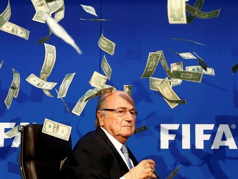 Pasaulio futbolo čempionatas Rusijoje – dėmė pačiai FIFA?
