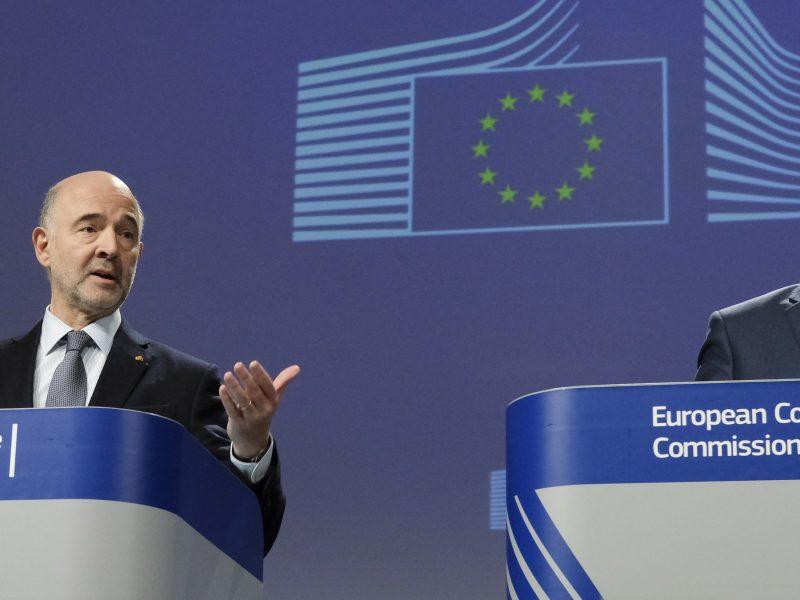 ES ir Italija užbaigė ginčą dėl 2019 m. biudžeto