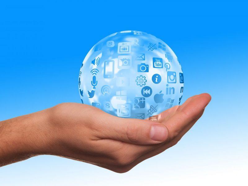 Internetinis informacinis burbulas – mitas?