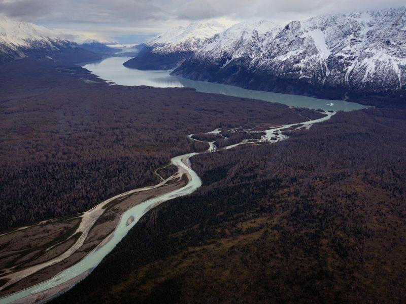 Netikėtumas: vyras iš Aliaskos netyčia nuplaukė į Rusiją