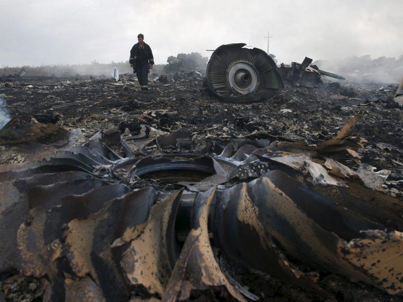 Rusijos opozicija: Kremlius dangstys atsakinguosius dėl Ukrainos lėktuvo numušimo