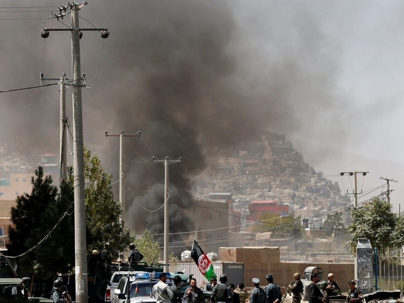 Neramumai Afganistane baigėsi: sostinę atakavę užpuolikai – nukauti