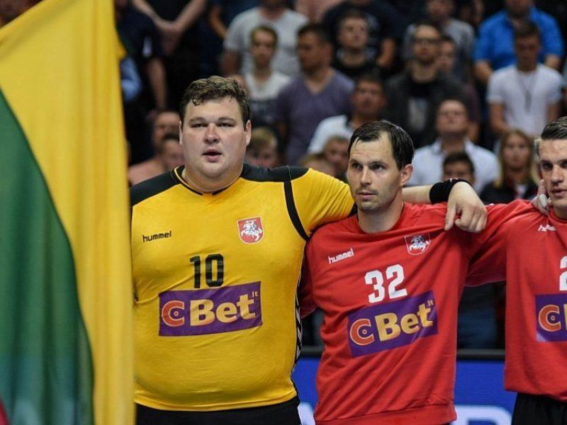 Lemiamos rungtynės: vyrų rankinio rinktinė kovos dėl kelialapio į pasaulio čempionatą