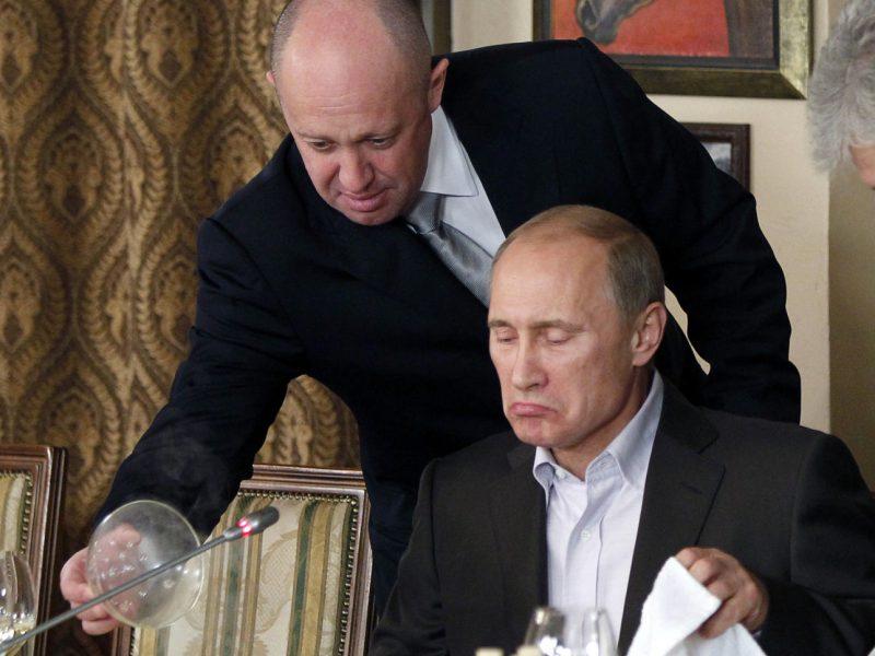 Vilniuje nusileido su V. Putinu siejamo oligarcho lėktuvas