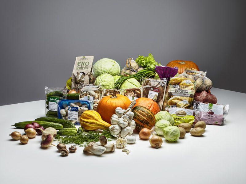 """""""Maxima"""": beveik penktadaliu išaugo lietuviškų daržovių paklausa"""