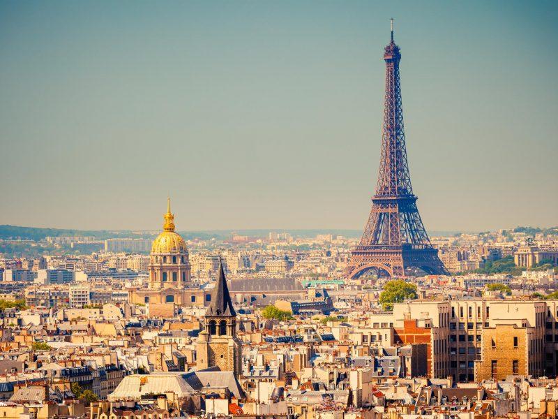Paaiškėjo 2024 ir 2028 metų vasaros olimpinių žaidynių sostinės