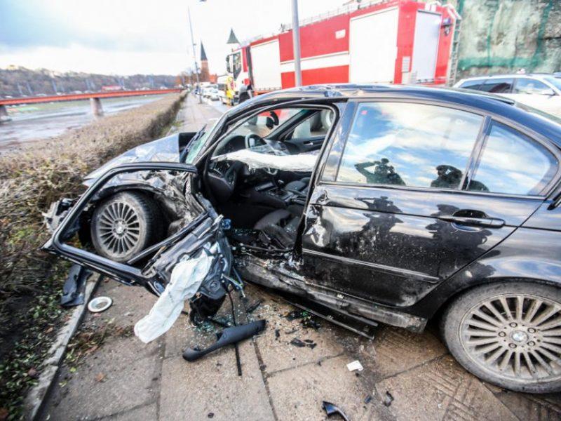 Per savaitę eismo nelaimėse – virš 100 sužeistųjų