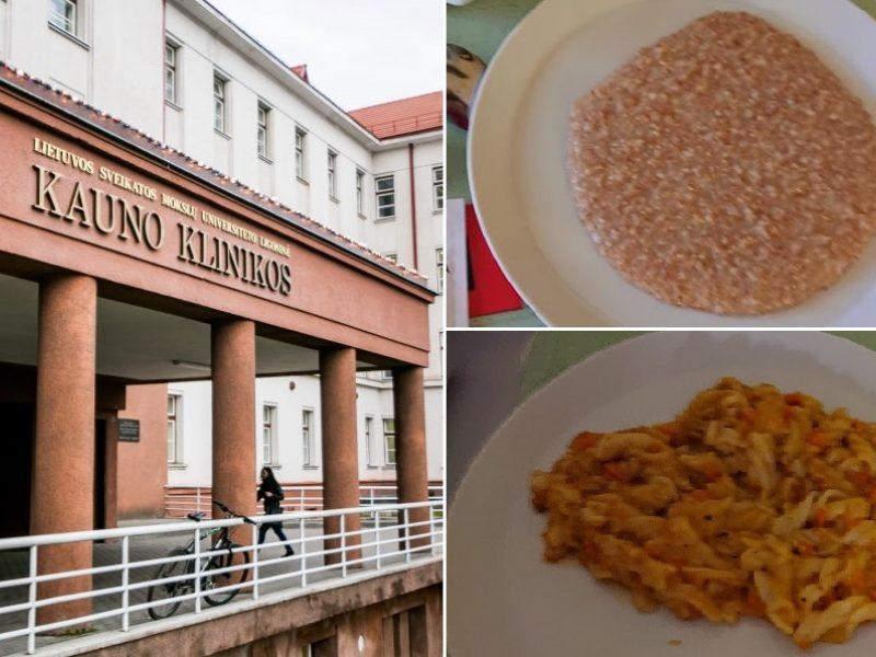 Gimdyvė apie maistą Kauno klinkose: kaip ubagų valgykloje