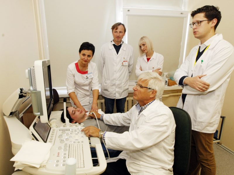 Endokrinologijos skyrius – profesionalų komanda
