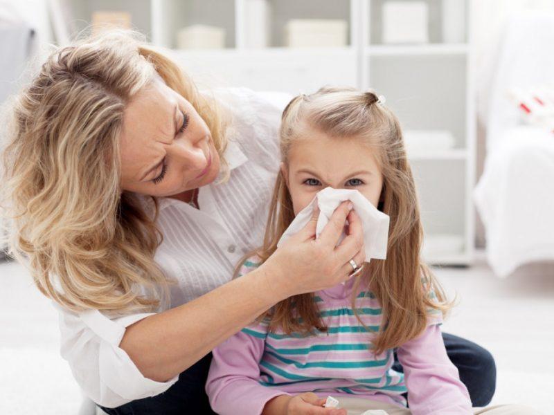 Sumažėjo sergančiųjų gripu