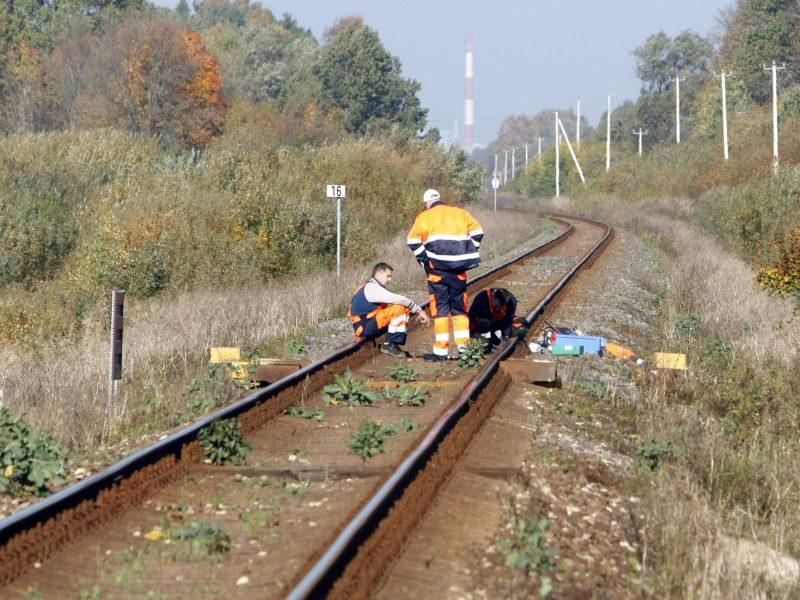 Dituvai reikia traukinio