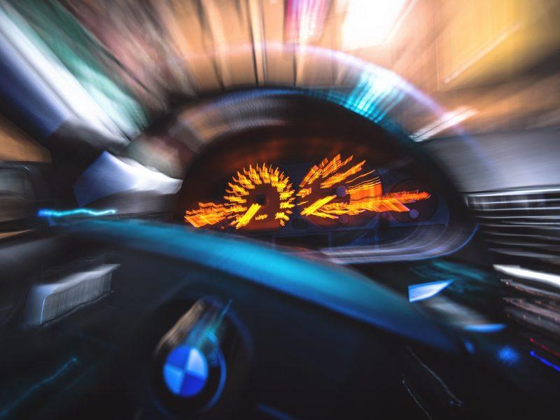 Garliaviškio garaže – Vokietijoje pagrobtas BMW
