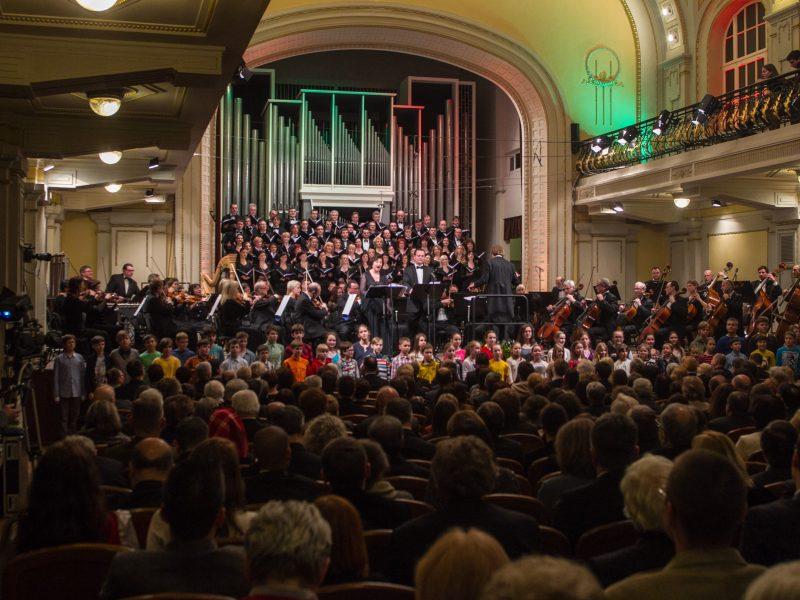 Filharmonijos koncertų bus galima klausytis internetu