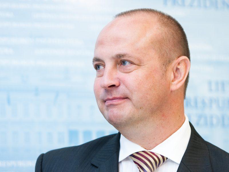 Socdemų atskalūnai į naują partiją vilioja ir R. Malinauską