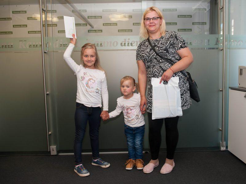 Baigėsi įdomiausios šeimos nuotraukos konkursas