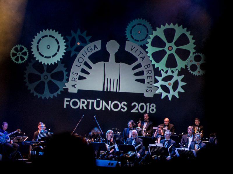"Kauno teatralų apdovanojimai ""Fortūnos"" (2018"
