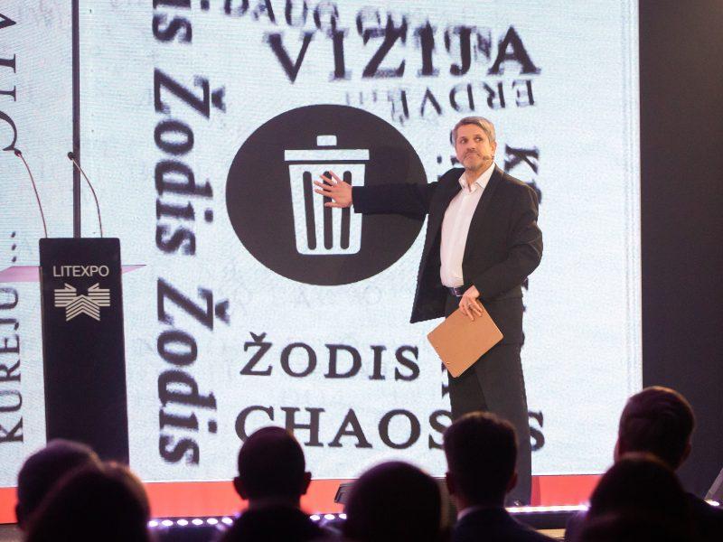 Jubiliejinės Vilniaus knygų mugės atidarymas
