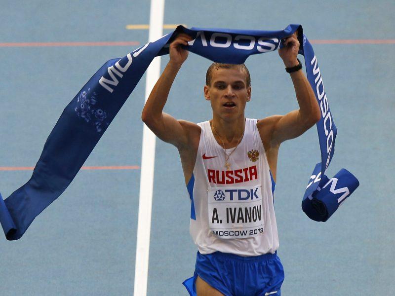 Maskvoje nužudytas sportinio ėjimo pasaulio čempionas