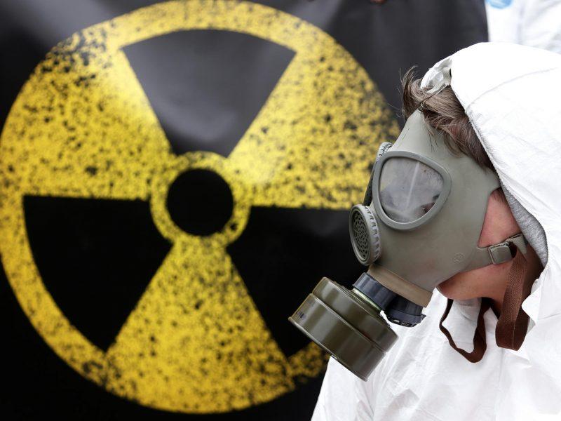 Lietuva išsiuntė notą TATENA dėl padidėjusio radioaktyvumo Rusijoje