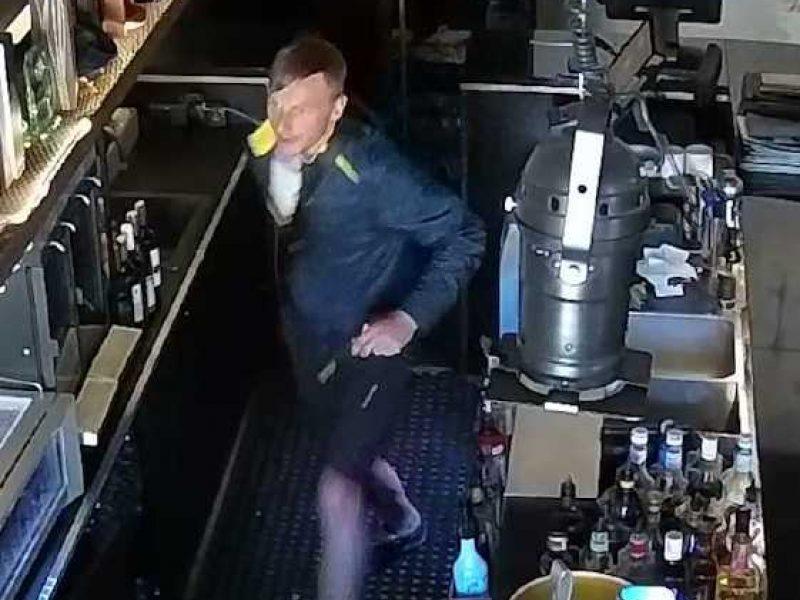 Iš restorano alkoholinių gėrimų už 9,4 tūkst eurų pavogęs ilgapirštis – nustatytas