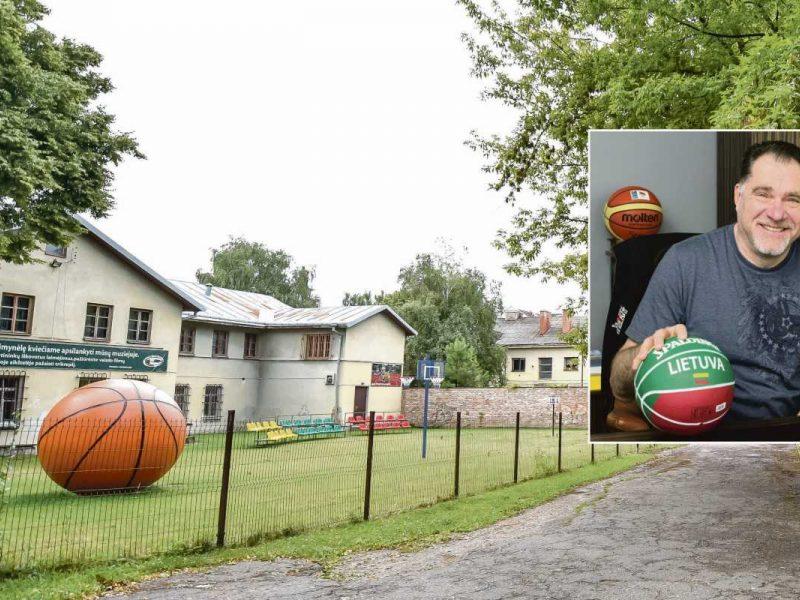 Krepšinio namų projektas pasirengė spurtui