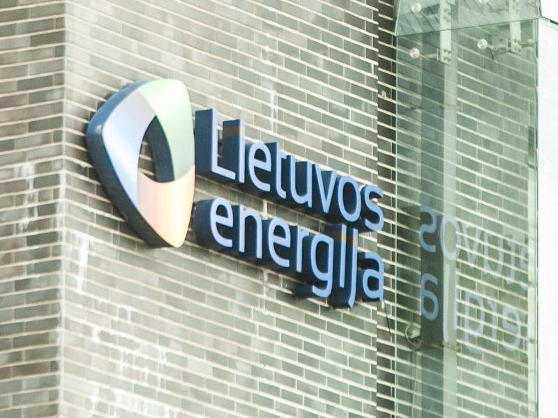 """""""Lietuvos energija"""": kogeneracinės jėgainės nepavojingos žmonėms"""