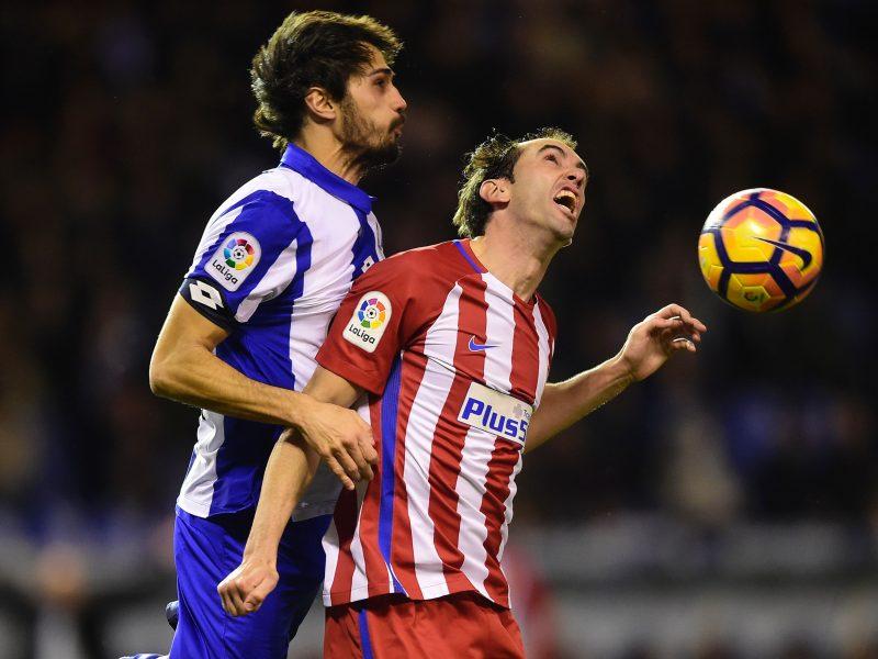 """Galisijoje """"Atletico"""" išgelbėjo nepaprasto grožio A. Griezmanno šūvis"""