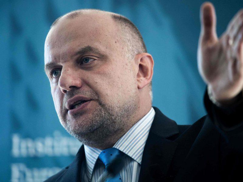 Estija ragina NATO, ES ir JAV kartu užtikrinti atgrasymą rytiniame sparne