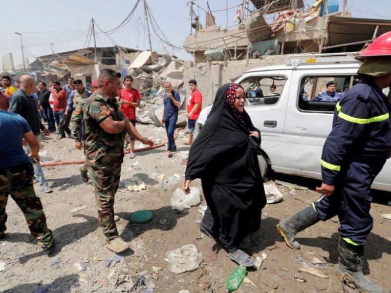 """Irake 11 už """"terorizmą"""" nuteistų asmenų įvykdyta mirties bausmė"""