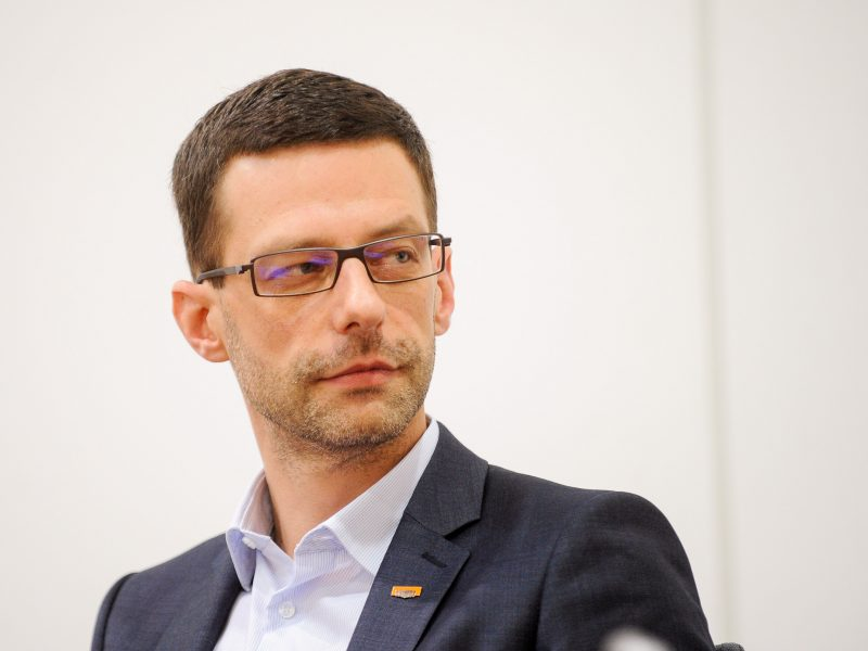 VTEK: buvęs liberalas Š. Gustainis pažeidė įstatymą