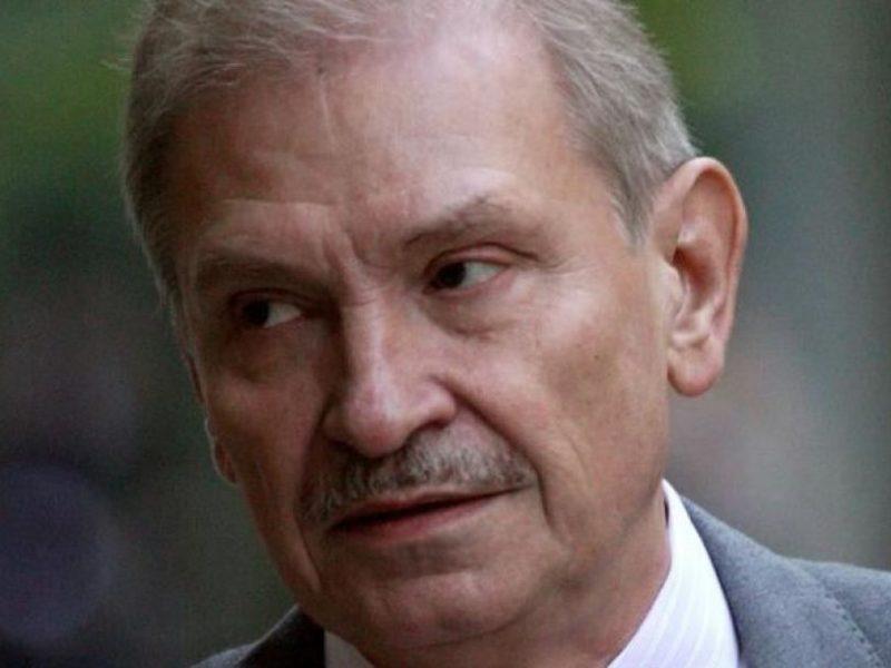 Londone rastas negyvas rusų oligarcho B. Berezovskio draugas N. Gluškovas