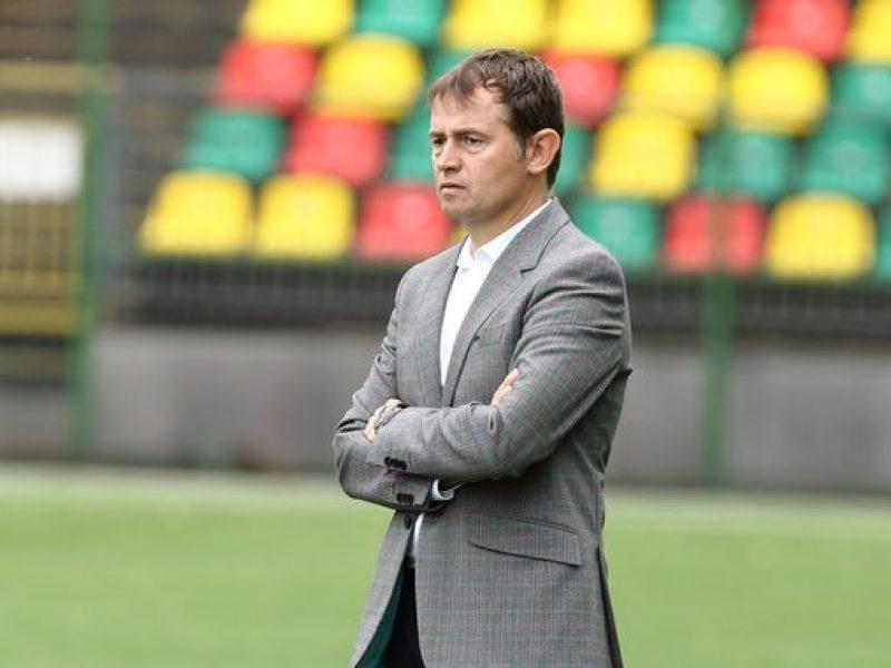 """""""Trakų"""" treneris K. Vicuna: į Velsą vyksime ne gintis, o įmušti daugiau nei varžovai"""