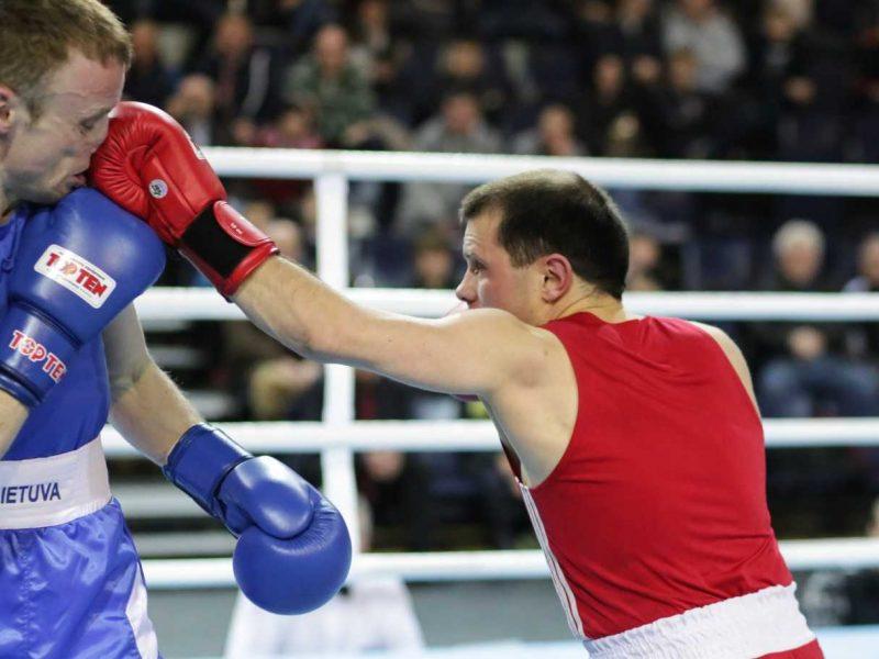 M. Vyšniauskas į Europos čempionato ketvirtfinalį nepateko