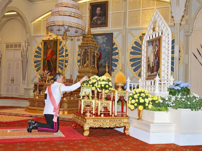 M. Vajiralongkornas tapo naujuoju Tailando karaliumi