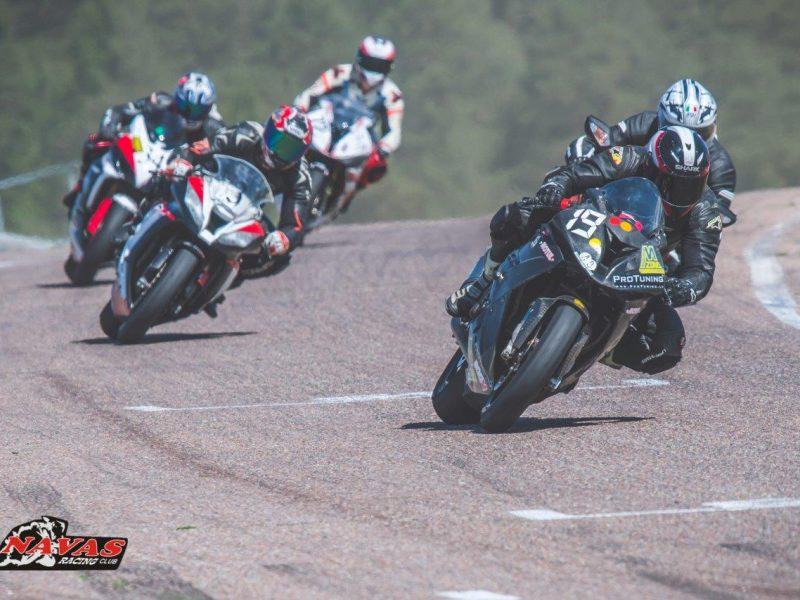 Pirmieji motociklų čempionato nugalėtojai jau ruošiasi etapui Estijoje
