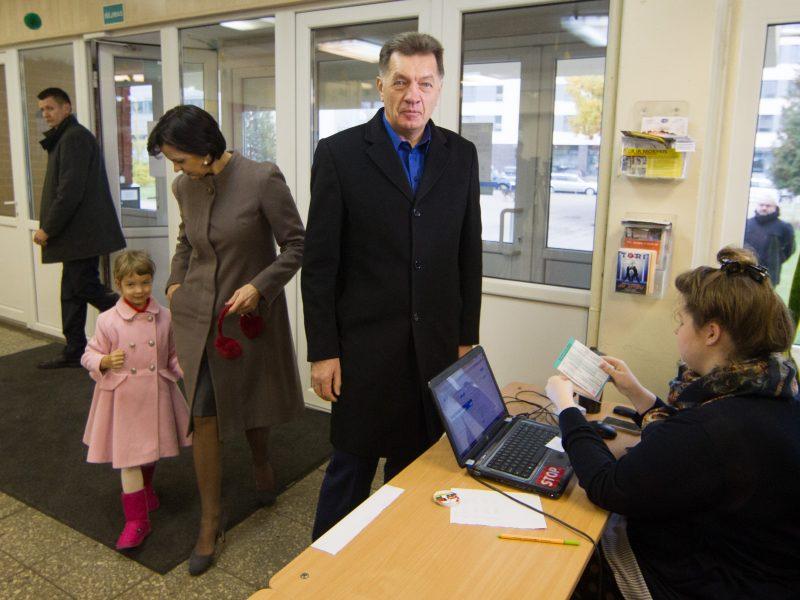 Balsavimas Seimo rinkimuose Vilniuje