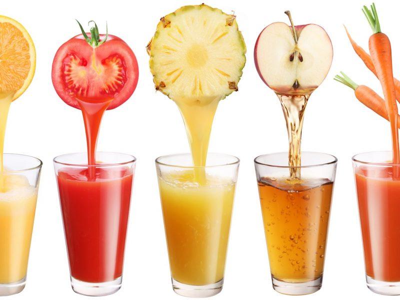 Dietologė: kai kurias sultis reikia gerti šaukšteliais