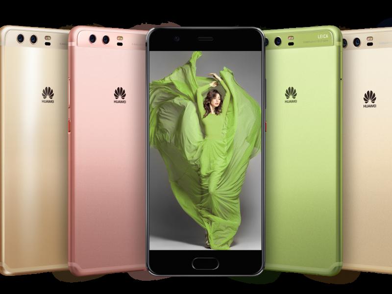 """""""Huawei"""" pristatė išmaniuosius telefonus ir laikrodį"""