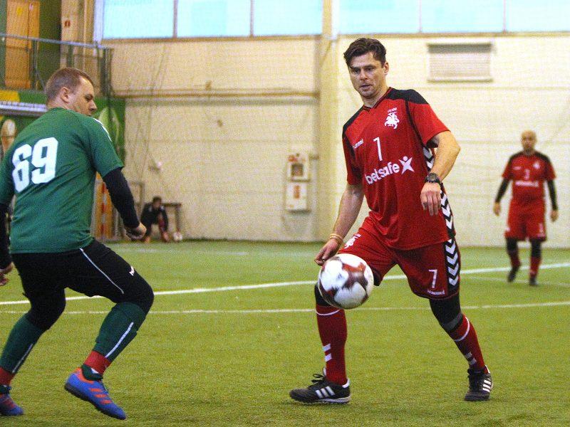 Kalėdinis LFF futbolo turnyras
