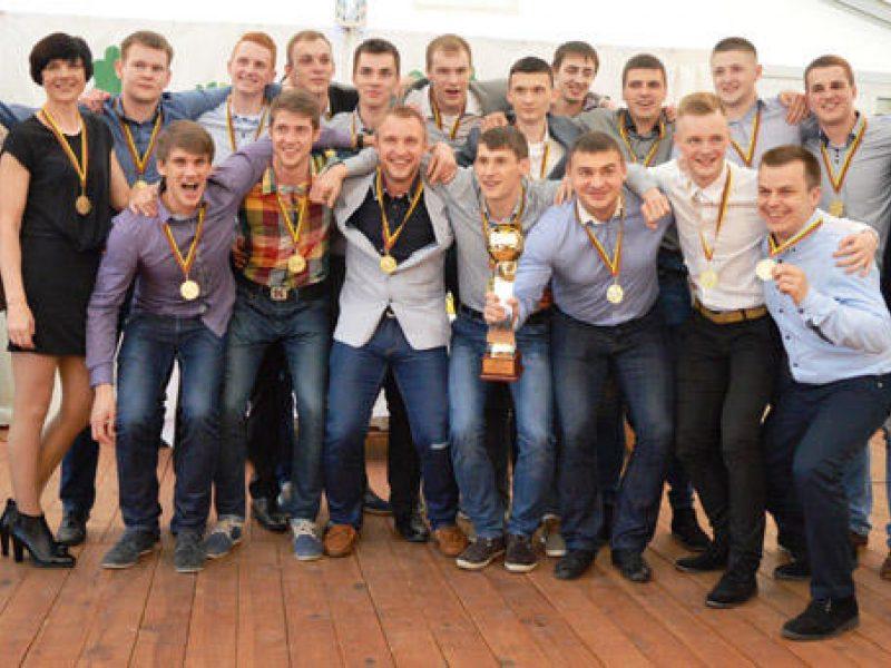 Alytuje uždarytas Lietuvos vyrų rankinio lygos sezonas