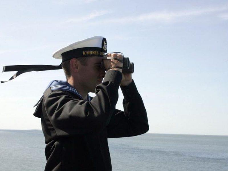 KJP karininkus rengs Lietuvos aukštoji jūreivystės mokykla